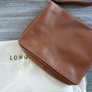 Longchamp Le Foulonne Crossbody Messenger Bag